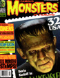 FAMOUS MONSTERS OF FILMLAND #218 - Magazine