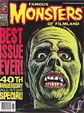 FAMOUS MONSTERS OF FILMLAND #221 - Magazine