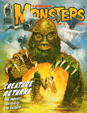 FAMOUS MONSTERS OF FILMLAND #266 (Creature Cover) - Magazine