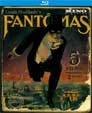 FANTOMAS (1913-1914/Complete 5 Film Series) - Double Blu-Ray Set