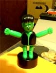 FRANKENSTEIN PUSH-PUPPET - Collectible