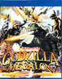 GODZILLA VS. MEGALON (1976) - Blu-Ray