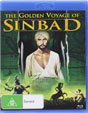 GOLDEN VOYAGE OF SINBAD (1973) - Blu-Ray
