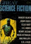 GREAT SCIENCE FICTION from AMAZING No. 5 (1966) - Pulp Digest
