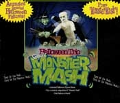 HALLOWEEN TRIO SINGING MONSTER MASH - Motion Toy Display
