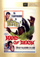 HAND OF DEATH (1961) - DVD