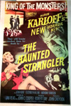 HAUNTED STRANGLER (1958) - One Sheet Original Poster