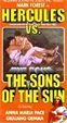 HERCULES VS. THE SONS OF THE SUN (1964) - Used VHS