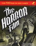 HORROR FILM, THE (700 FILMS ON VIDEO) - Book
