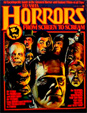 HORRORS FROM SCREEN TO SCREAM - Soft Cover Book