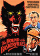 HOUND OF THE BASKERVILLES (1959/Kino HD) - DVD