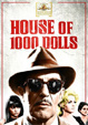 HOUSE OF 1000 DOLLS (1967) - DVD