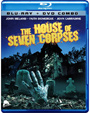 HOUSE OF SEVEN CORPSES (1974) - Blu-Ray & DVD Combo
