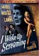 I WAKE UP SCREAMING (1941) - DVD