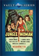 JUNGLE WOMAN (1944) - DVD