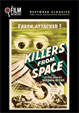 KILLERS FROM SPACE (1954/Restored Classics) - DVD