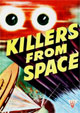KILLERS FROM SPACE (1953) - DVD-R