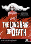 LONG HAIR OF DEATH (1964/Italian or English language) - DVD