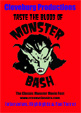 TASTE THE BLOOD OF MONSTER BASH 2011 - DVD