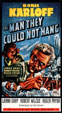 MAN THEY COULD NOT HANG, THE (1939/VEntertainmet) - Used VHS