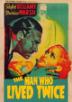 MAN WHO LIVED TWICE, THE (1936) - All Region DVD-R