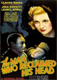 MAN WHO RECLAIMED HIS HEAD, THE (1934) - All Region DVD-R