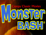 Advertising For MONSTER BASH Magazine