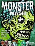 MONSTER MASH - Large Hardback Book