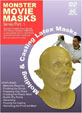MONSTER MOVIE MASKS SERIES Part 1 - Used DVD