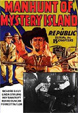 MANHUNT OF MYSTERY ISLAND (1945) - DVD
