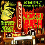 MONSTER BASH VENDOR October 13-14, 2017 - Dealer Table