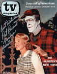 PAT PRIEST (Color - TV Mag Cover) - 8X10 Autographed Photo
