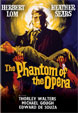 PHANTOM OF THE OPERA (1962/Hammer/Poster Art Cover) - DVD