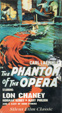 PHANTOM OF THE OPERA (1925/Alpha) - VHS