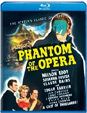 PHANTOM OF THE OPERA (1943) - USA Blu-Ray