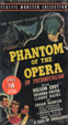 PHANTOM OF THE OPERA (1943) - VHS