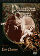 PHANTOM OF THE OPERA, THE (1925/1929) - Used DVD