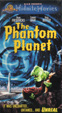 PHANTOM PLANET, THE (1961) - VHS