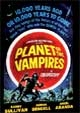 PLANET OF THE VAMPIRES (1965/CZ) - DVD