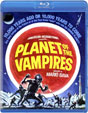 PLANET OF THE VAMPIRES (1965) - Blu-Ray