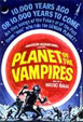 PLANET  OF THE VAMPIRES (1965) - DVD
