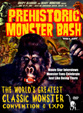 PREHISTORIC MONSTER BASH (2012) - DVD