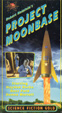 PROJECT MOONBASE (1953) - VHS