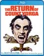 RETURN OF COUNT YORGA (1971) - Blu-Ray