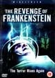 REVENGE OF FRANKENSTEIN (1958) - Used DVD