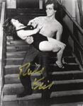 RICHARD KIEL - HOUSE OF THE DAMNED - 8X10 Autographed Photo