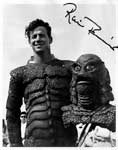 RICOU BROWNING (Creature From the Black Lagoon) - Autographed