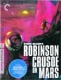 ROBINSON CRUSOE ON MARS (1964) - Blu-Ray