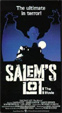 SALEM'S LOT - THE MOVIE (1979) - VHS