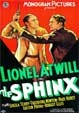 SPHINX, THE (1933) - All Region DVD-R